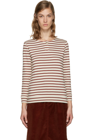 A.P.C. - Red Veronica T-Shirt