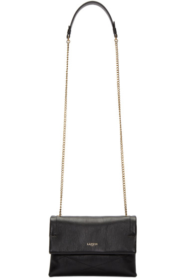 Lanvin - Black Mini Sugar Bag