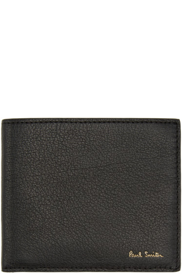 Paul Smith - Black Buffalino Wallet