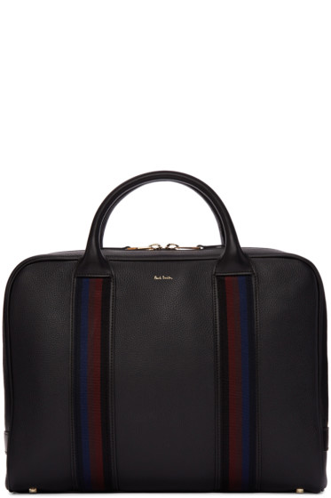 Paul Smith - Black City Web Folio Briefcase