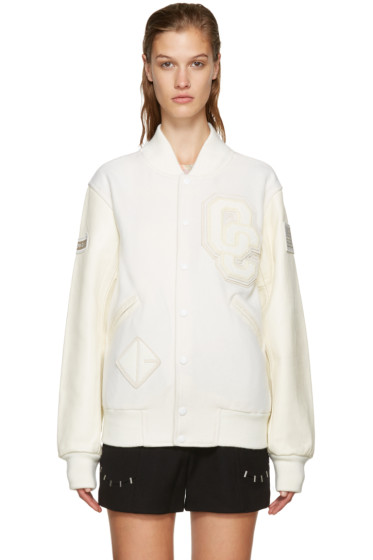 Opening Ceremony - Off-White Varsity Jacket