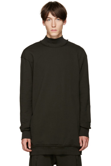Damir Doma - Green Wagner Pullover