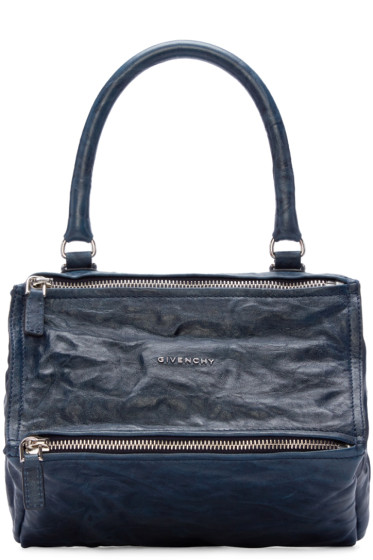Givenchy - Blue Small Pandora Bag