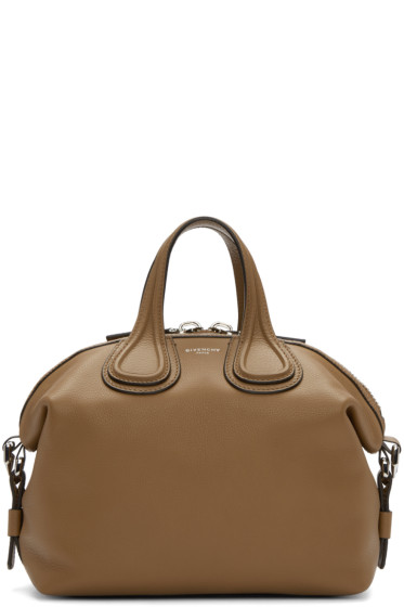 Givenchy - Brown Small Nightingale Bag