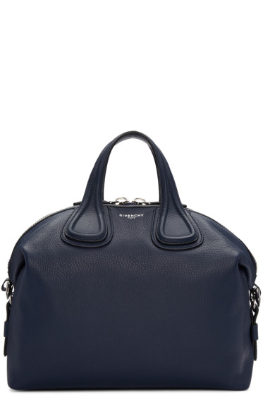 Givenchy - Navy Medium Nightingale Bag