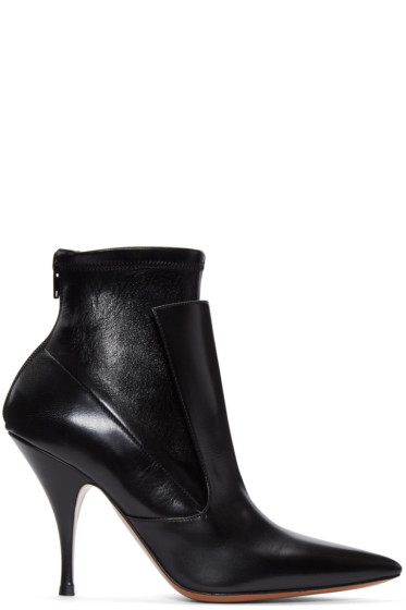Givenchy - Black Infinity Boots