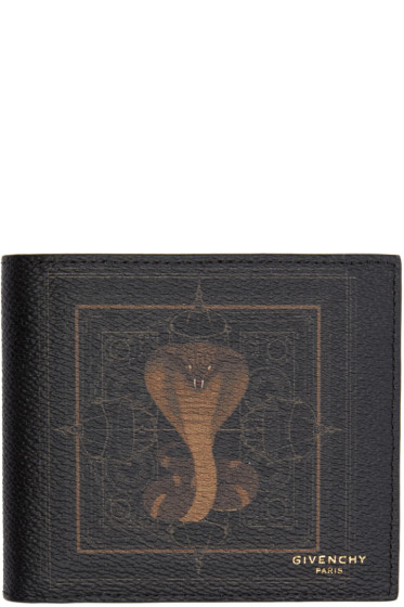 Givenchy - Black Cobra Wallet