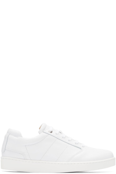 Want Les Essentiels - White Lennon Sneakers