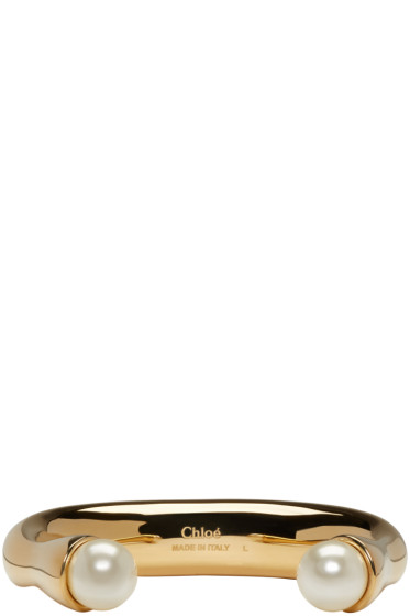 Chloé - Gold Darcey Bracelet