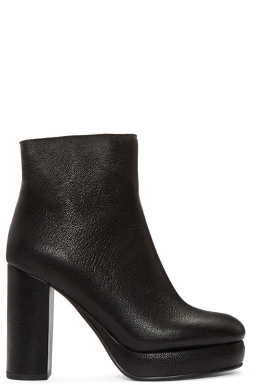 See by Chloé - Black Lisa Boots
