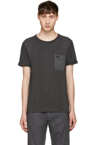 Burberry - Black Sandon T-Shirt