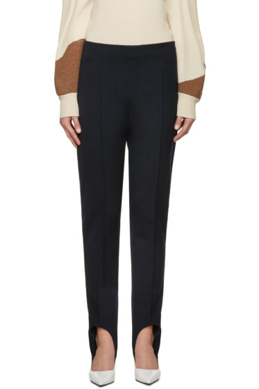 Marni - Blue Stirrup Trousers