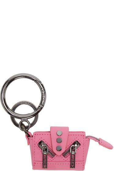 Kenzo - Pink Kalifornia Tote Keychain