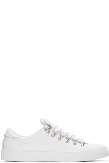 Diemme - White Marostica Sneakers