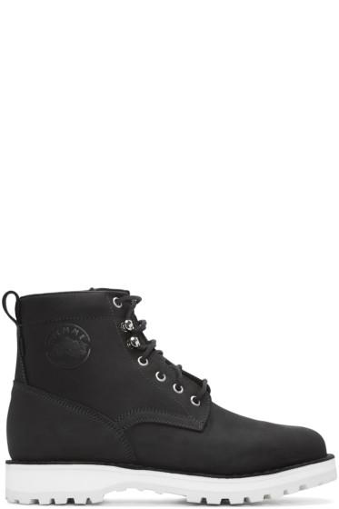 Diemme - Black Nubuck Firenze Boots
