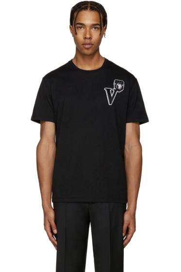 Versus - Black Logo T-Shirt