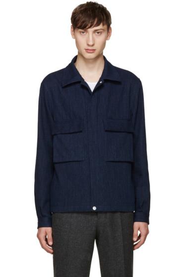 PS by Paul Smith - Blue Denim Jacket