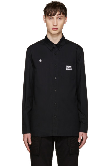 KTZ - Black Patches Shirt