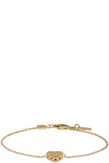Gucci - Gold Diamantissima Bracelet