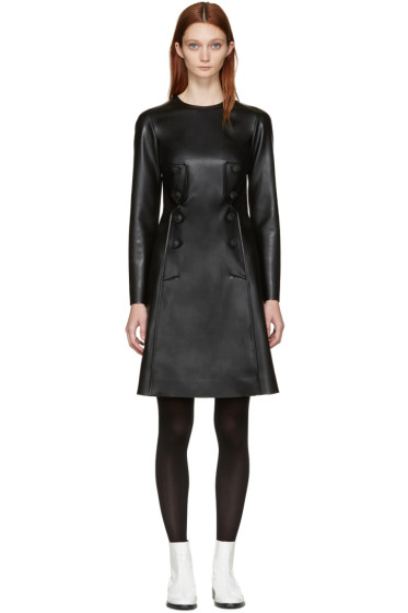 Cédric Charlier - Black Sailor Dress