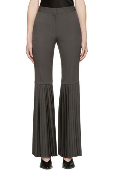 Stella McCartney - Grey Chellini Trousers