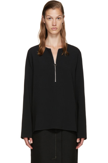 Stella McCartney - Black Arlesa Blouse