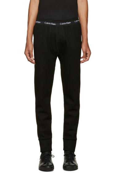 Calvin Klein Collection - Black Neil Lounge Pants
