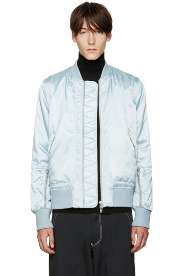 Tim Coppens - Blue Bomber Jacket