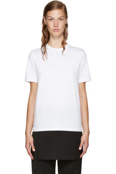 Yang Li - White 'Lonely Ones' T-Shirt