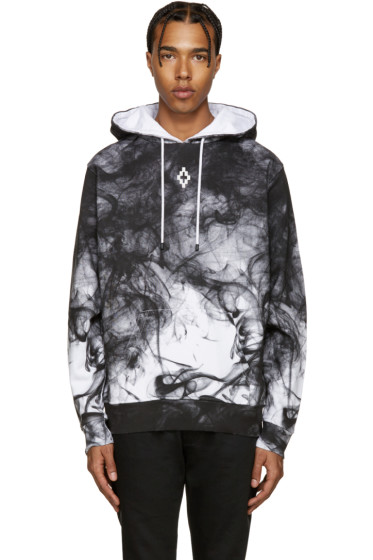 Marcelo Burlon County of Milan - White & Black Champaqui Hoodie