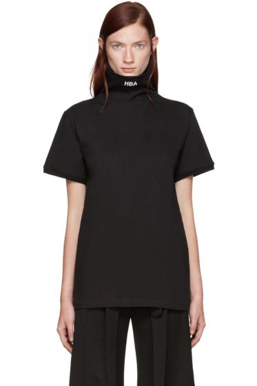 Hood by Air - Black Idiot T-Shirt