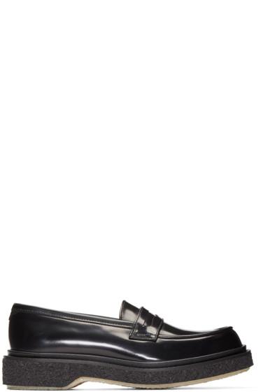 Adieu - Black Type 5C Loafers