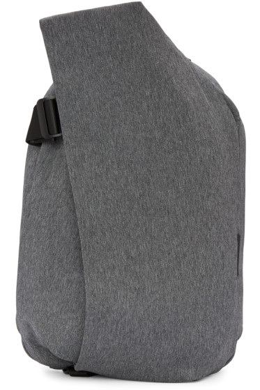 Côte & Ciel - Grey Eco Yarn Medium Isar Backpack
