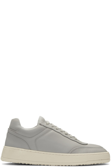 ETQ Amsterdam - Grey Low 5 Sneakers