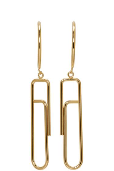 Isabel Marant - Gold Glum Earrings
