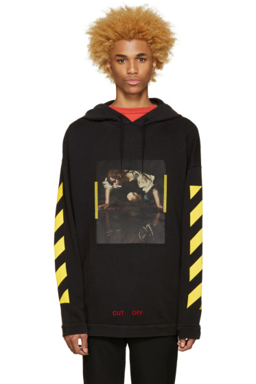 Off-White - Black Narciso Hoodie