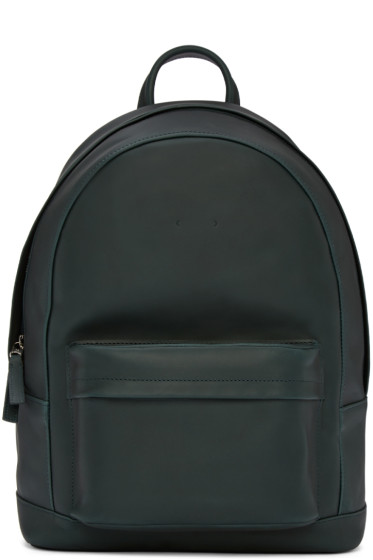PB 0110 - Green CA7 Backpack