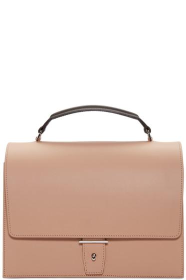 PB 0110 - Pink AB3 Top-Handle Bag