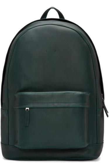 PB 0110 - Green CA 6 Backpack