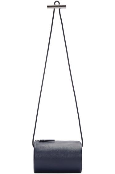 Building Block - Navy Cylinder Sling Bag