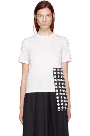 Edit - White Gather T-Shirt