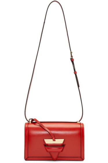 Loewe - Red Barcelona Bag