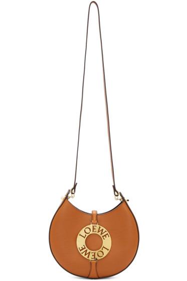 Loewe - Brown Small Joyce Bag