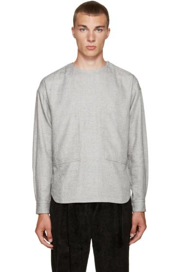 Toga Virilis - White Pocket Shirt