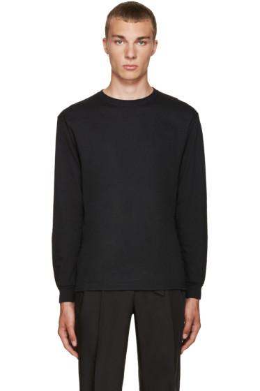 Toga Virilis - Black Beaded T-Shirt