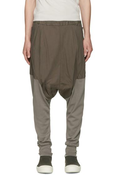 NILøS - Khaki Sarouel Trousers