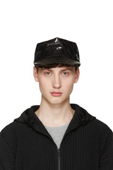 Bao Bao Issey Miyake - Black Geometric Cap