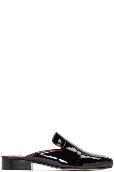 Dorateymur - Black Patent Filiskiye Loafers