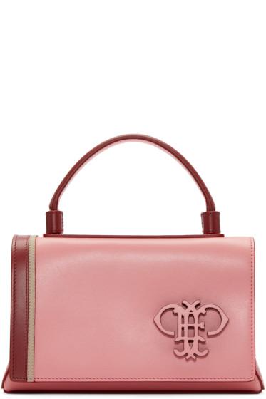 Emilio Pucci - Pink Leather Bag