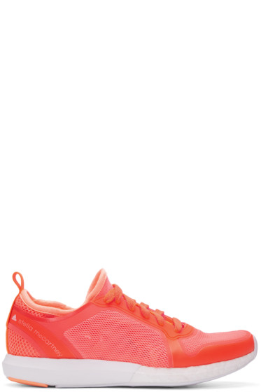 adidas by Stella McCartney - Red CC Sonic Sneakers